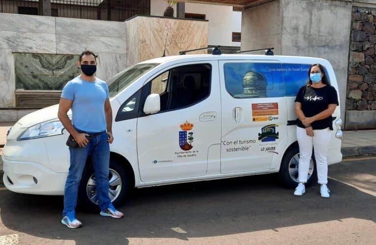 Semana de la movilidad sostenible en la Villa de Garafía