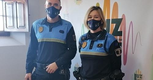 Charla con Elena Pérez y Michel Rocha, policías locales de Garafía