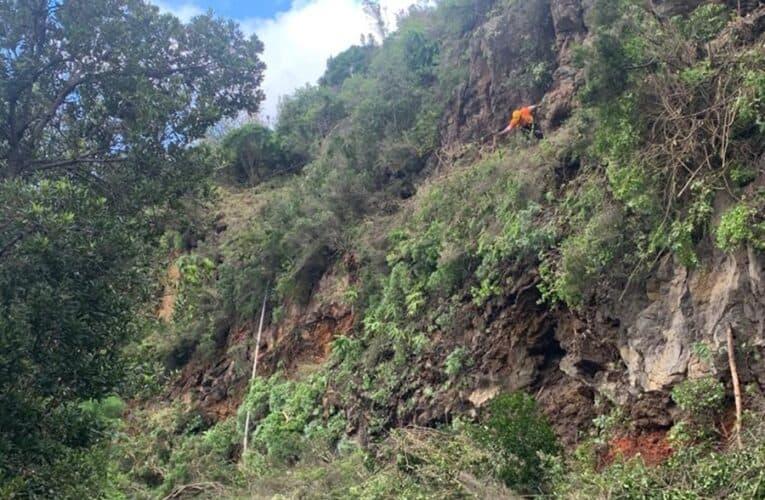 Cierre temporal carretera Gallegos