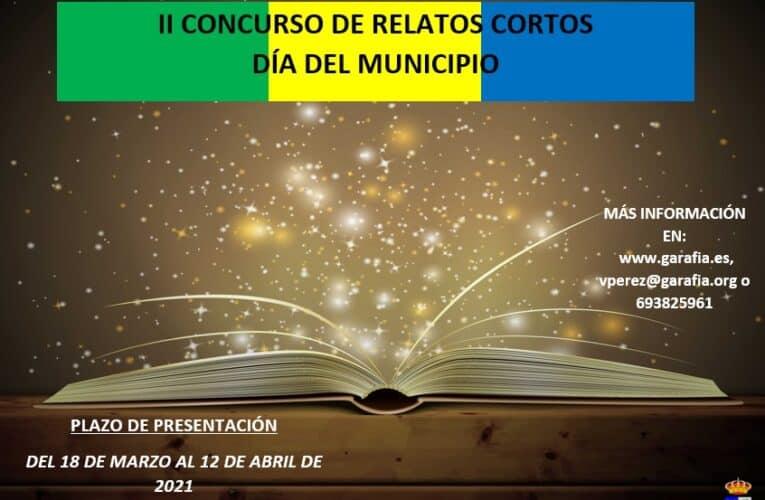 """Bases II Concurso de Relato Corto """"Día del Municipio"""""""