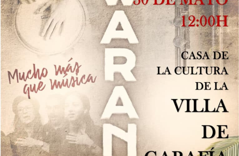 Día de Canarias con Awarangó