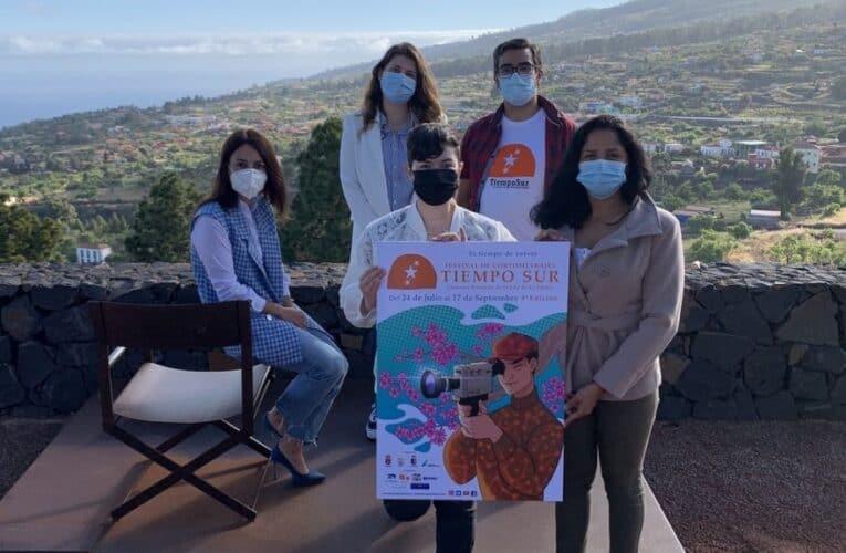 El Festival de Cortometrajes 'Tiempo Sur' regresa este verano a la comarca noroeste de La Palma