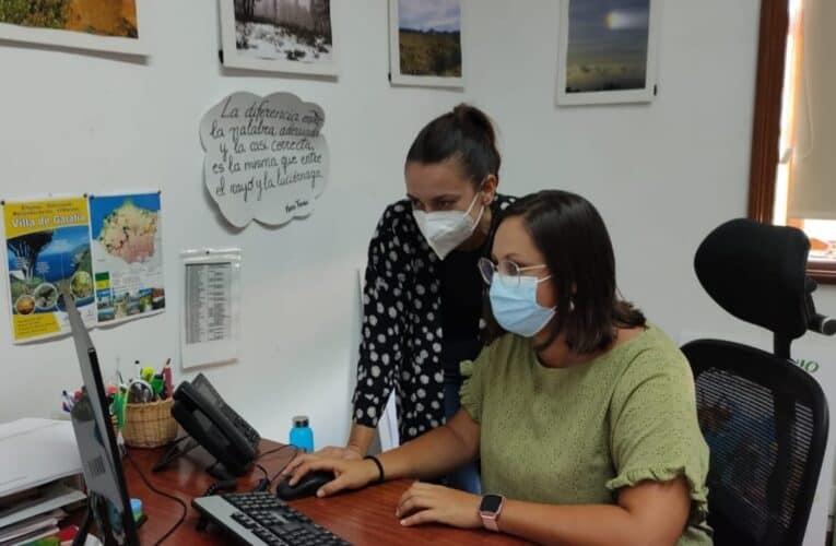 El Ayuntamiento de la Villa de Garafía renueva la plataforma de formación online para empadronados en el municipio