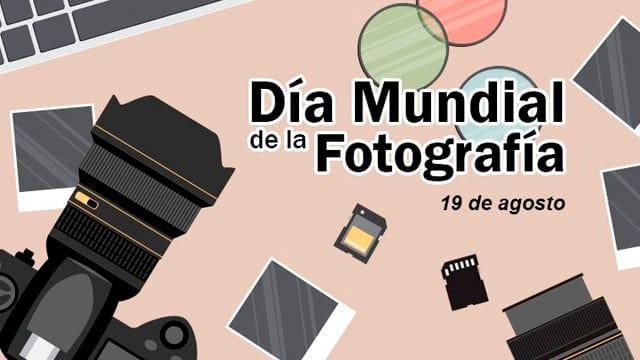 Bases Sorteo día internacional de la fotografía