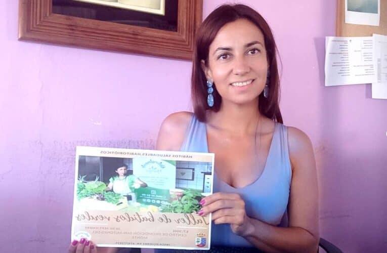 Garafía organiza un taller de 'Jugos verdes y hábitos saludables'