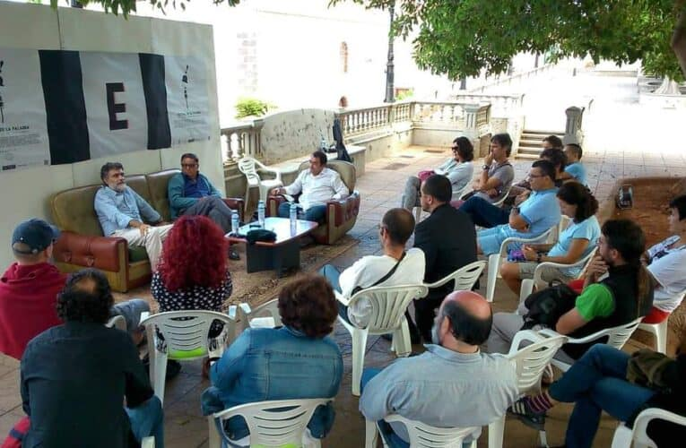 """Garafía se prepara el VIII Festival de La Palabra dedicado a las """"Palabras en femenino"""""""