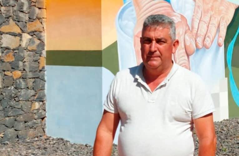 Garafía realiza obras de acondicionamiento en el Parque de Ocio y Naturaleza de San Antonio del Monte
